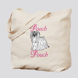 Spaniel Pooch Pouch Tote Bag