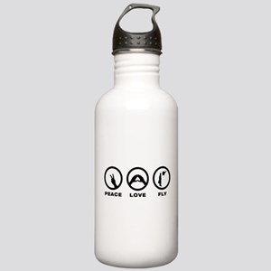 Fighter Pilot Stainless Water Bottle 1.0L