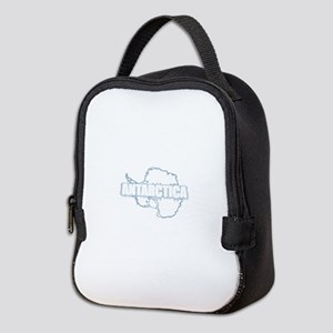 The REAL DEEP SOUTH back Neoprene Lunch Bag