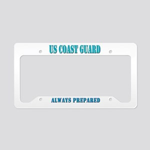 US Coast Guard License Plate Holder