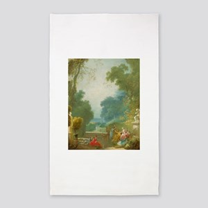 Jean-Honore Fragonard - A Game of Hot Cockles 3'x5