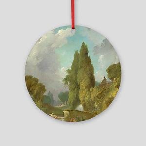 Jean-Honore Fragonard - Blindmans Buff Ornament (R