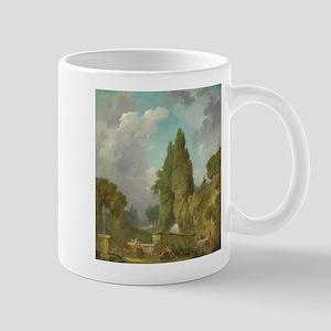 Jean-Honore Fragonard - Blindmans Buff Mug