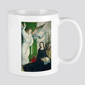 Juan de Flandes - The Annunciation Mug