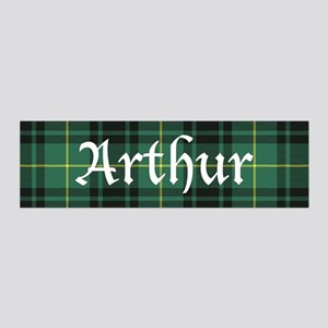 Tartan - Arthur 36x11 Wall Decal