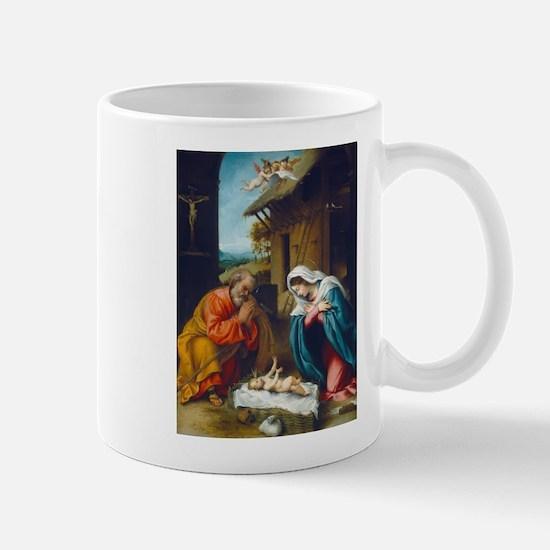 Lorenzo Lotto - The Nativity Mug