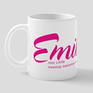Personalized Emily Mug
