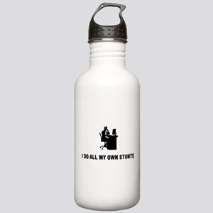 Customer Service Stainless Water Bottle 1.0L