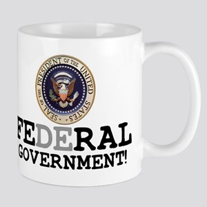 FERAL GOVERNMENT Small Mug