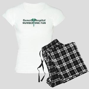 General Hospital number one fan large Pajamas