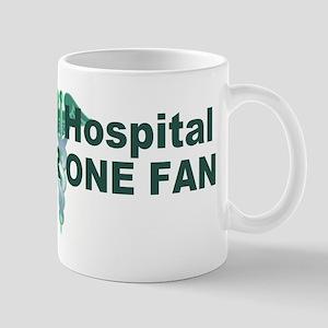 General Hospital number one fan large Mug