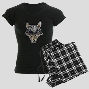 Wolf Face Pajamas