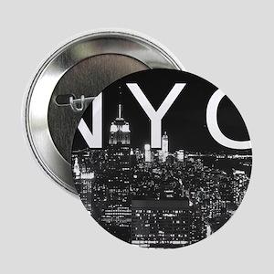 "New York 1 2.25"" Button"