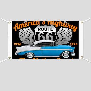 America's Highway 66 Banner