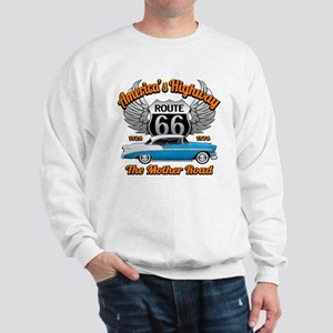 America's Highway 66 Sweatshirt