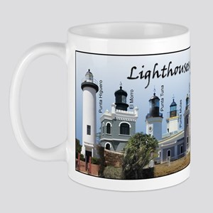 Lighthouses of Puerto Rico Mug