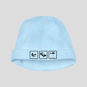 Coast Guard baby hat
