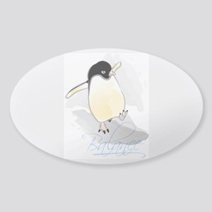 Balance Sticker (Oval)