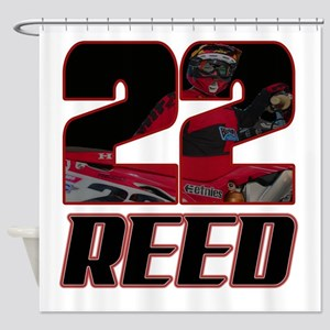 22 Reed Shower Curtain