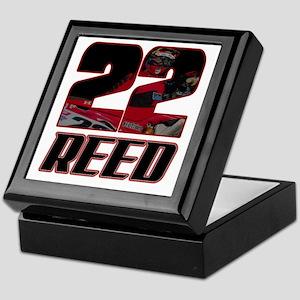 22 Reed Keepsake Box