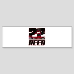 22 Reed Bumper Sticker