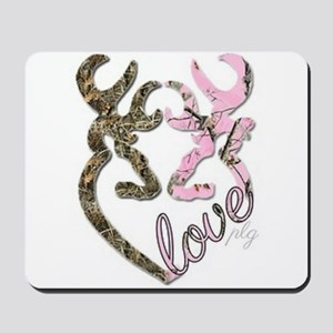 country love Mousepad