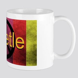 Peace Beetle Mug