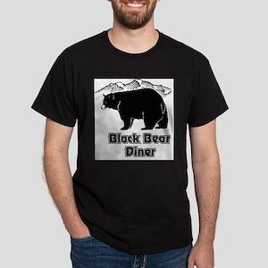 Black Bear Logo T-Shirt