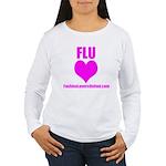 FashionLoversUnited.com Long Sleeve T-Shirt
