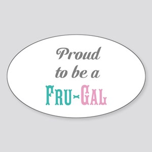 Fru-Gal Sticker