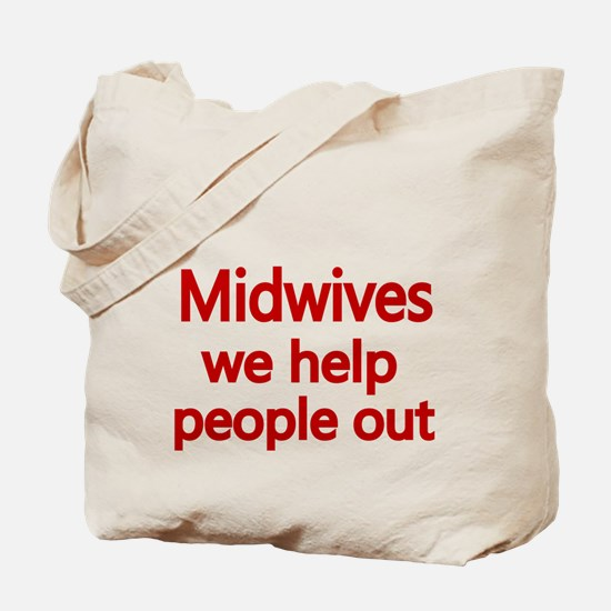 Midwives Tote Bag