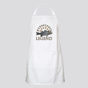 Fishing legend Striped Bass Apron