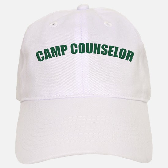 Camp Counselor Hat Baseball Baseball Baseball Cap
