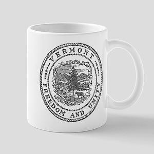 Vintage Vermont seal Mug