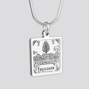 Vermont Vintage State Seal Necklaces