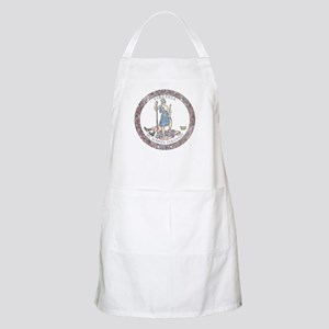 Virginia Vintage State Flag Apron
