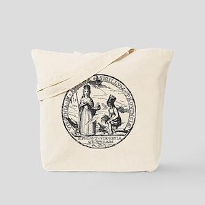 Virginia Seal Tote Bag