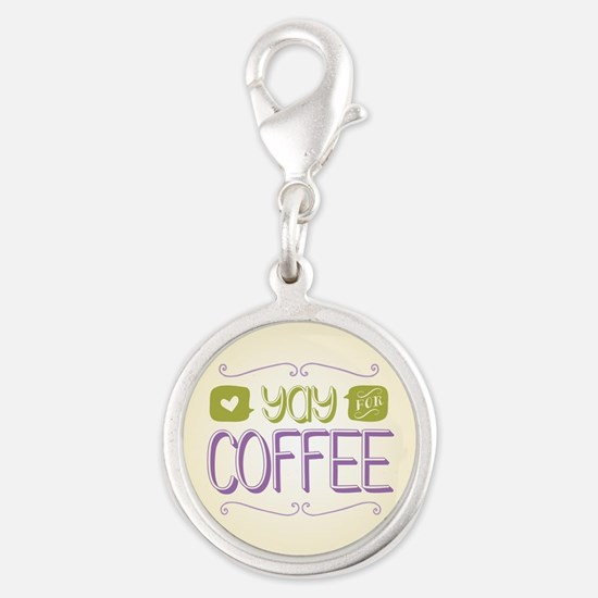 Yay for Coffee Charms