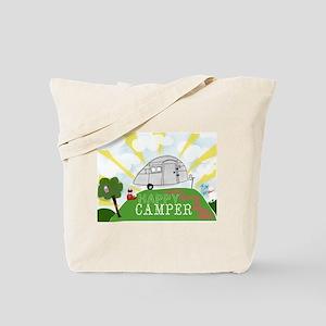 Happy Camper Tote Bag