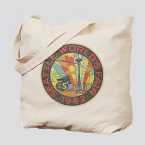 Seattle Worlds Fair Tote Bag