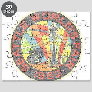 Seattle Worlds Fair Puzzle