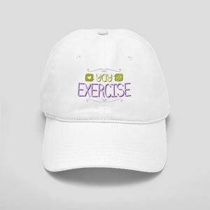 Yay for Exercise Baseball Cap