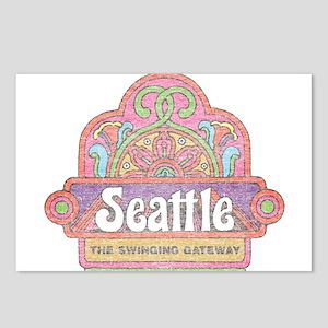 Vintage Seattle Postcards (Package of 8)
