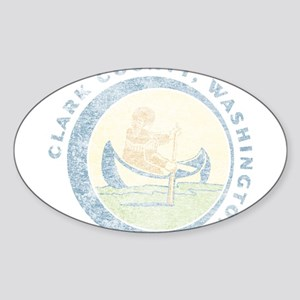 Clark County Washington Sticker