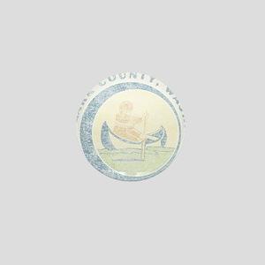 Clark County Washington Mini Button