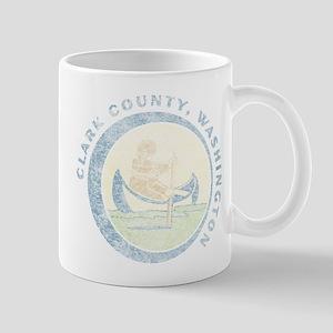 Clark County Washington Mug