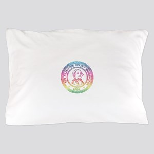 Vintage Washington Rainbow Pillow Case