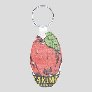 Vintage Yakima Apple Keychains