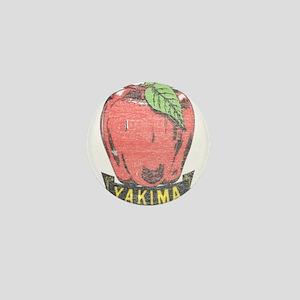 Vintage Yakima Apple Mini Button
