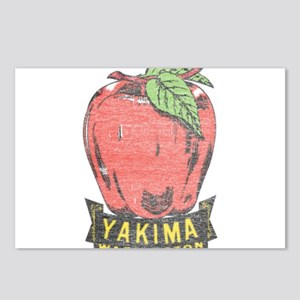 Vintage Yakima Apple Postcards (Package of 8)